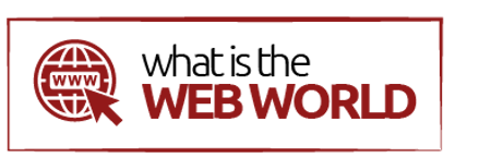 logo - what is the web world
