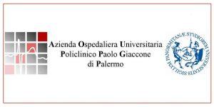 Logo Azienda Ospedaliera Universitaria Policlinico Paolo Giacone Palermo